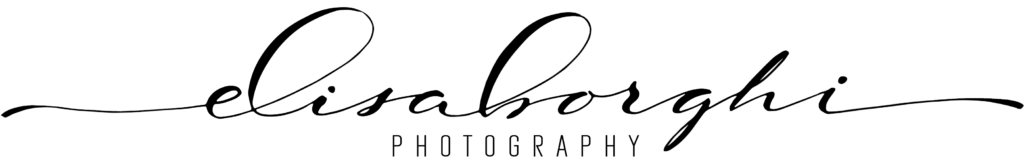 logo elisa borghi photography